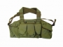 Chest Rig con tasche verde