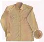 Camicia invernale con bottoni o gemelli EI