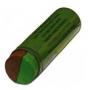 Camo facciale/creme di mascheramento tubo marrone/verde
