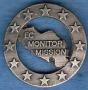 Distintivo di missione EC Monitor Mission