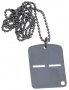 Dog-Tag Italiana PERSONALIZZABILE