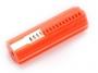 Pistone rosso 4 denti metallo - Element