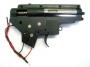 Gearbox in metallo per M4/M16 fili posteriori boccole 7mm