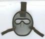 Maschera integrale rete metallica verde
