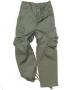Pantalone US BDU bambino verde