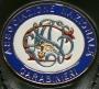 Placca Associazione Nazionale Carabinieri -logo-