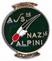 Placca Associazione Nazionale Alpini
