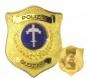 Placca Polizia Giudiziaria
