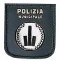 Placca Polizia Municipale Emilia Romagna