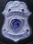 Placca Polizia Privata argento