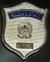 Placca Polizia di Stato Operativa