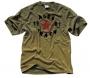 T-shirt stampata Vintage - Pure Trash
