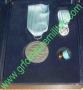 Set Ordine Costantiniano argento