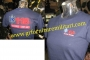 T-shirt 118 ricamata caratteri 3D