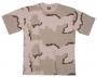 T-shirt US 3 colori desert