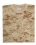T-shirt US camo digital desert