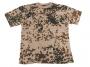 T-shirt US woodland tropical