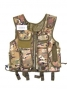 Tactical vest Killer con tasche multicam