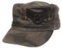 """Cappello """"Army"""" vintage grigio - Pure Trash"""
