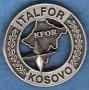 Distintivo di missione KFOR Kosovo