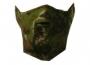 Maschera termica neoprene vegetata