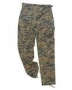Pantalone US BDU digital woodland
