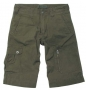 "Pantalone bermuda ""Spirit"" verde"