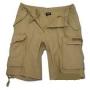 "Pantalone bermuda ""Paratrooper"" Kaki"