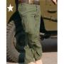 Pantalone volo cotone