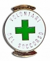 Placca Volontariato Croce Verde