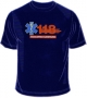 T-shirt 118 stampata Soccorso Sanitario