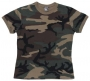 T-shirt US donna woodland