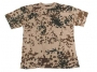 T-shirt US woodland tropical