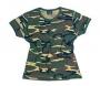 T-shirt donna woodland