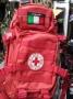 Zaino soccorso Croce Rossa Italiana